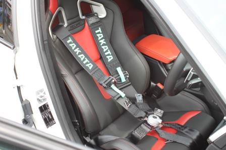 BMW_M3_レカロシート装着