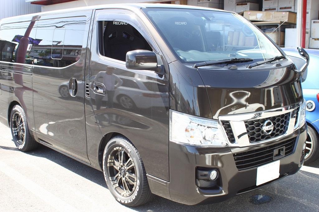 キャラバンNV350
